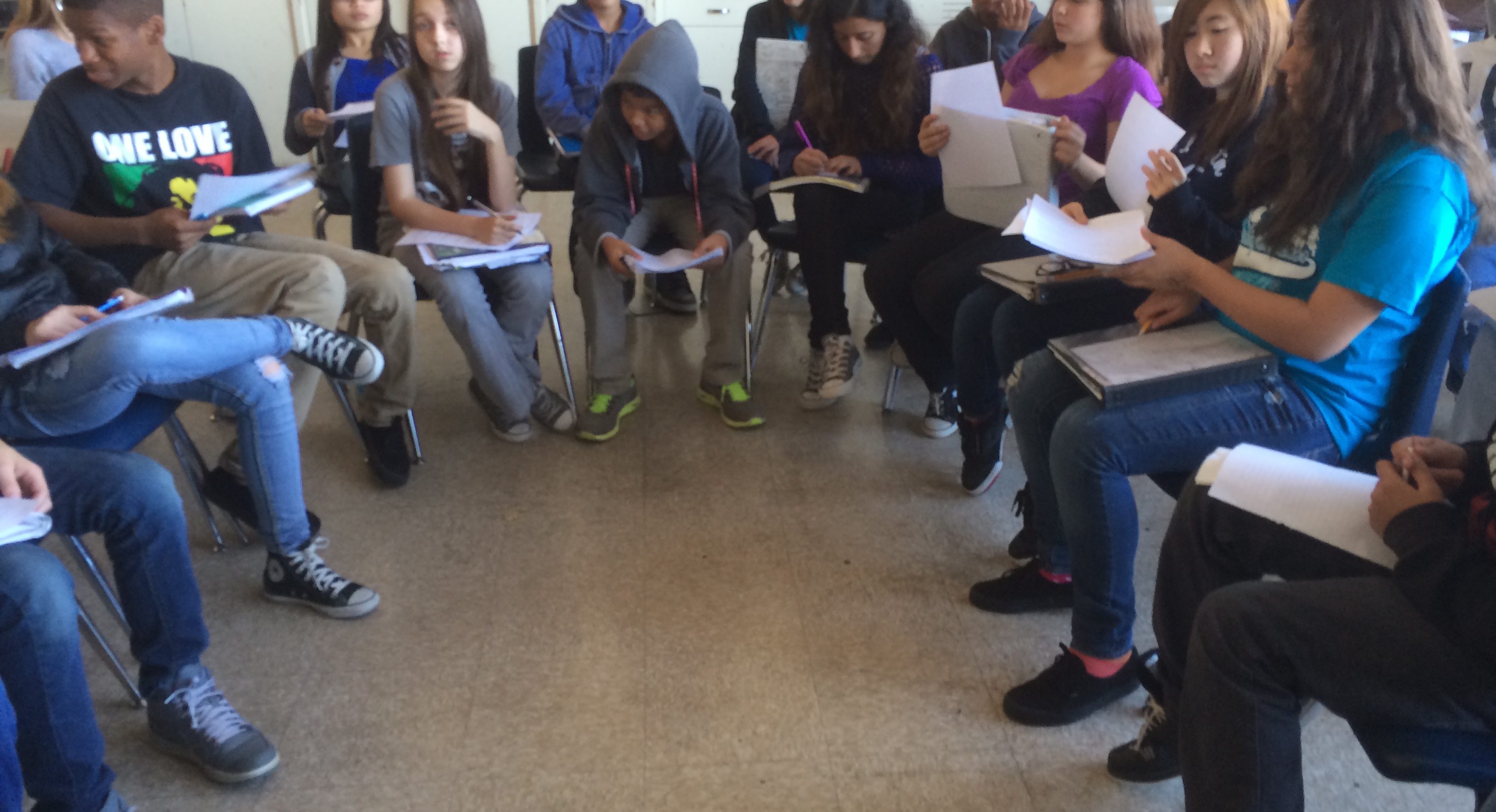 The Essence of Good and Evil: A Socratic Seminar Using Lord of the Flies and Heart of Darkness